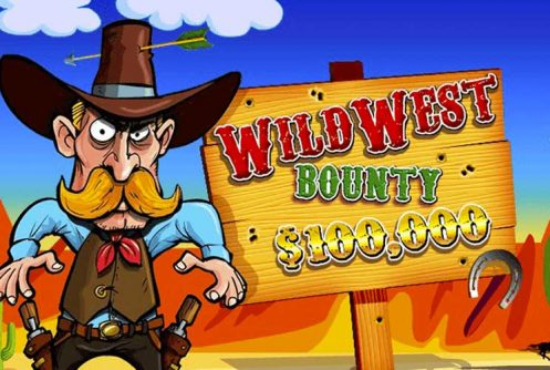Wild West Bounty automat