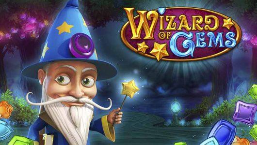 Wizard of Gems automat