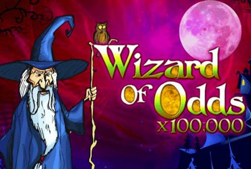 Wizard of Odds automat