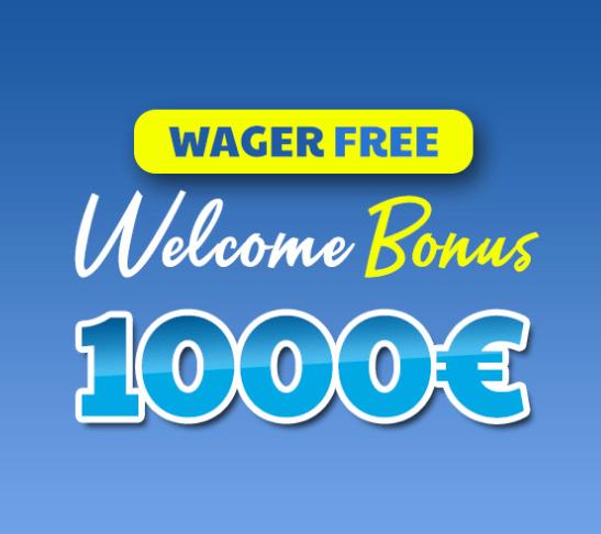 Wolfy Casino bonus