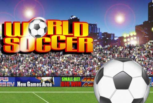 World Soccer automat
