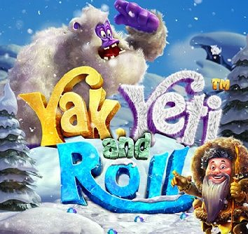 Yak Yeti and Roll logo