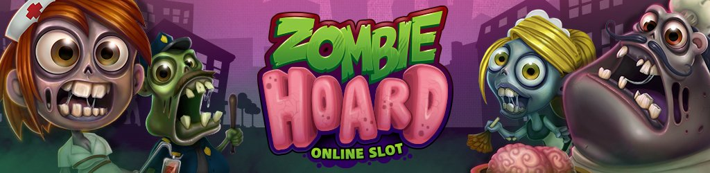 zombie hoard banner