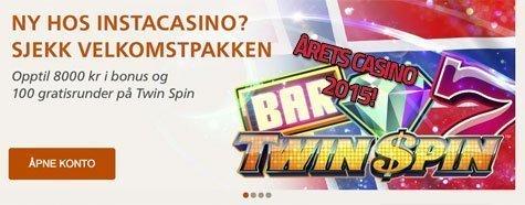 Årets casino