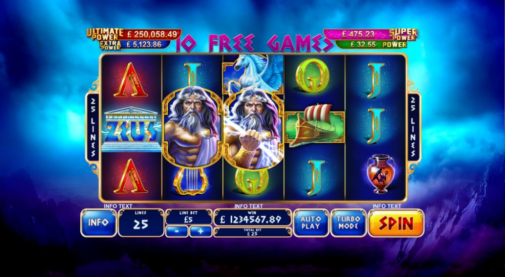 age of gods king of olympus freespins