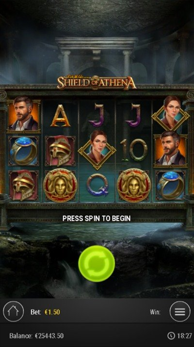 athena spilleautomater