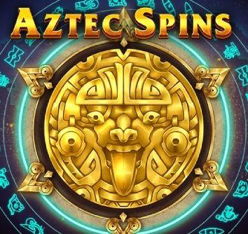 aztec spins logo