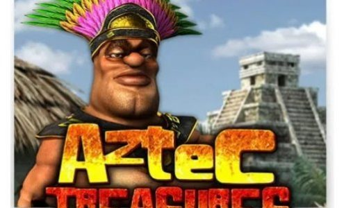 aztec treasures logo