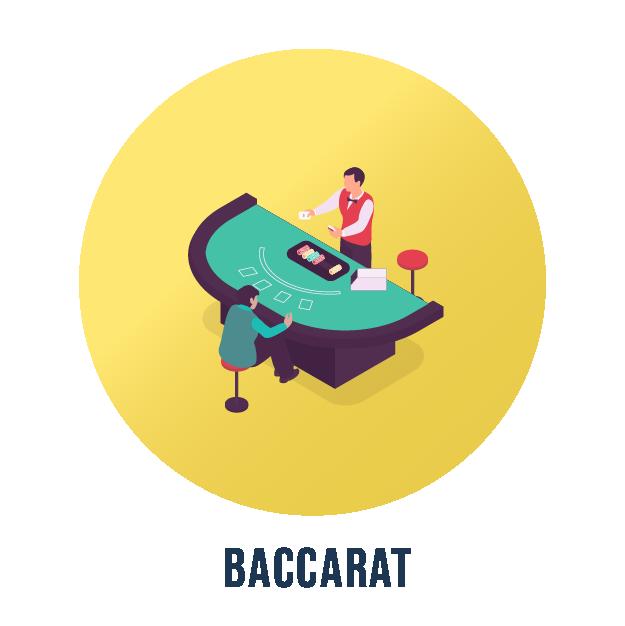baccarat ikon