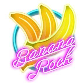 Banana rock symbol
