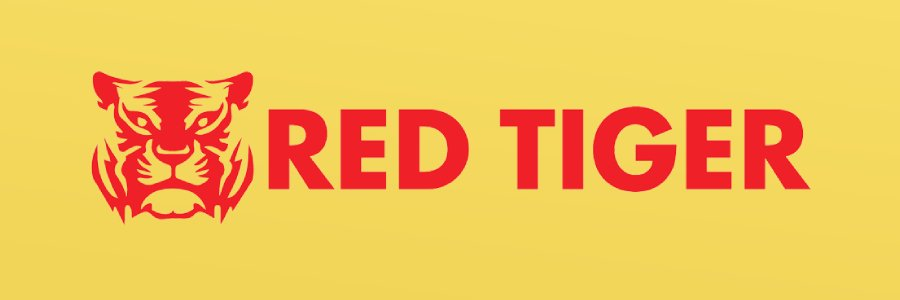 banner red tiger gaming