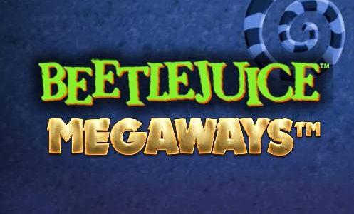 beetlejuice megaways logo