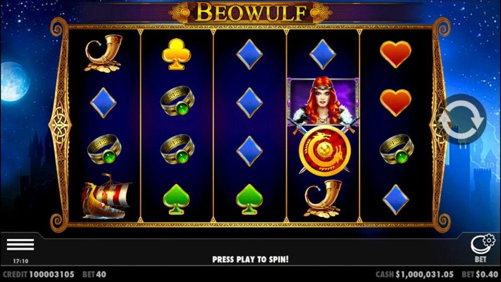 beowulf hjul