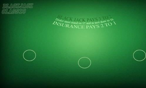 blackjack classic bord gig games