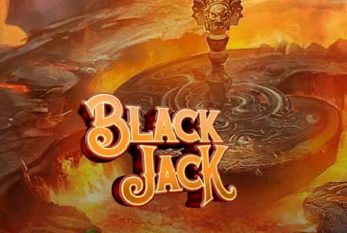 blackjack flax skrapelodd logo