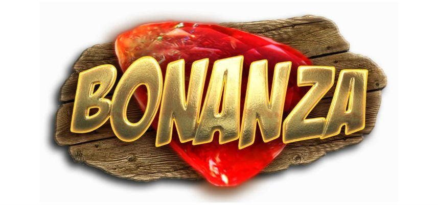 bonanza game logo