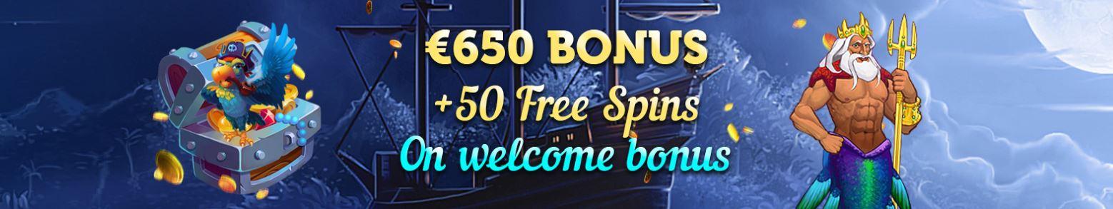 bonanzagame casino velkomst bonus banner