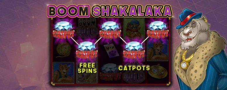 spilleautomat boomshakalaka