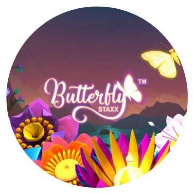 butterfly staxx - rundt bilde.
