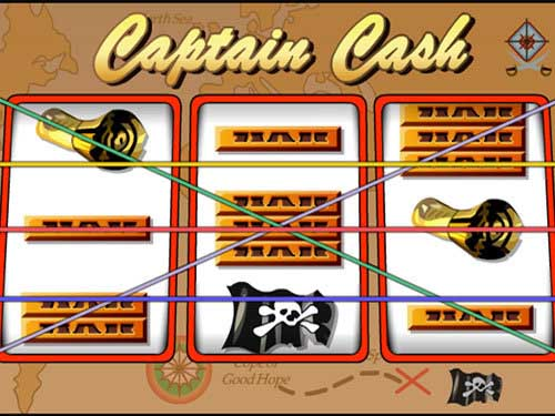 captain cash betsoft