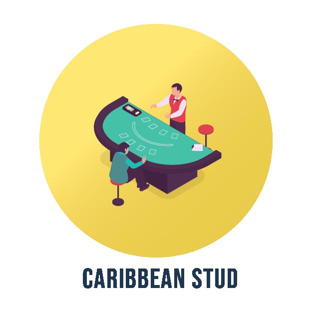 caribbean stud ikon