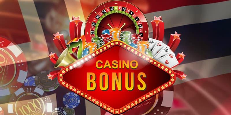 Norske casino bonuser