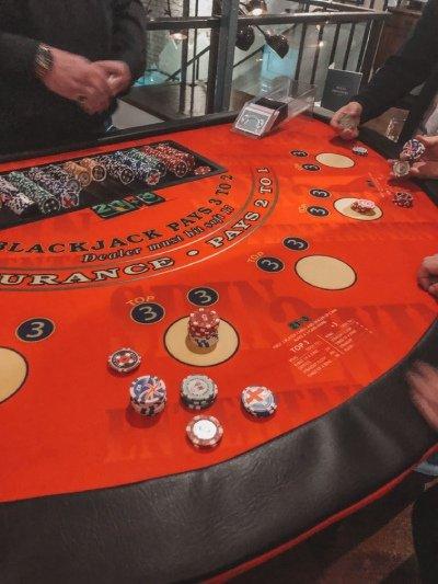 casino på ekte