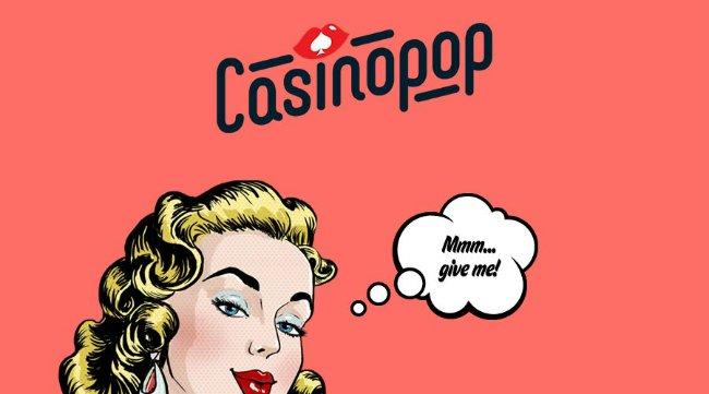 Casinopop er et kjent nettcasino.