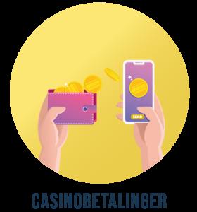 casinospesialisten casinobetalinger ikon