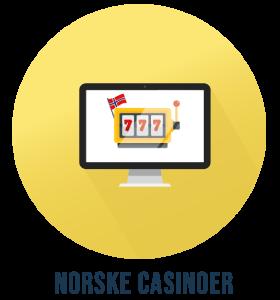 casinospesialisten norske casinoer ikon