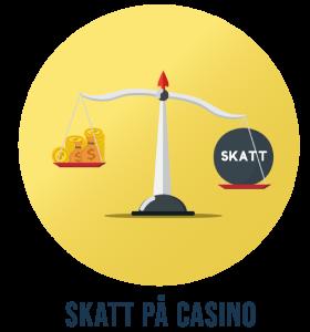 casinospesialisten skatt på casino ikon