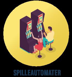 casinospesialisten spilleautomater ikon