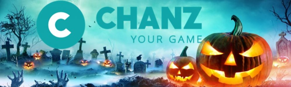 chanz your game for halloween