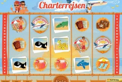 charterrejsen - spill