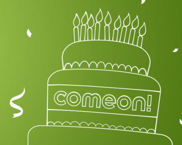 comeon cake