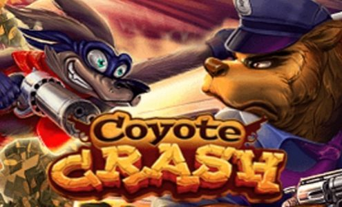 coyote crash logo