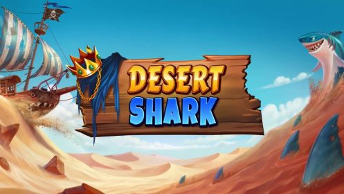 desert shark fantasma