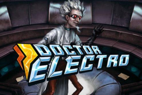 doctor electro logo