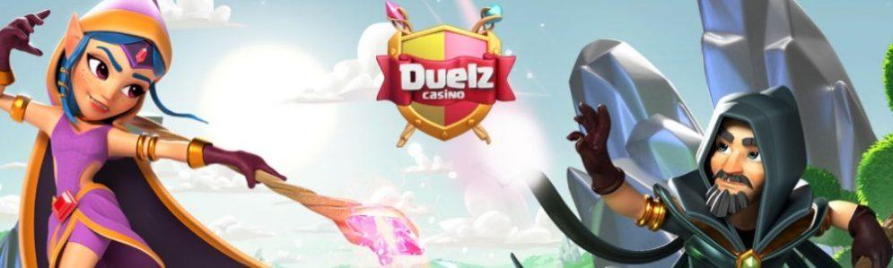 duelz casino - banner