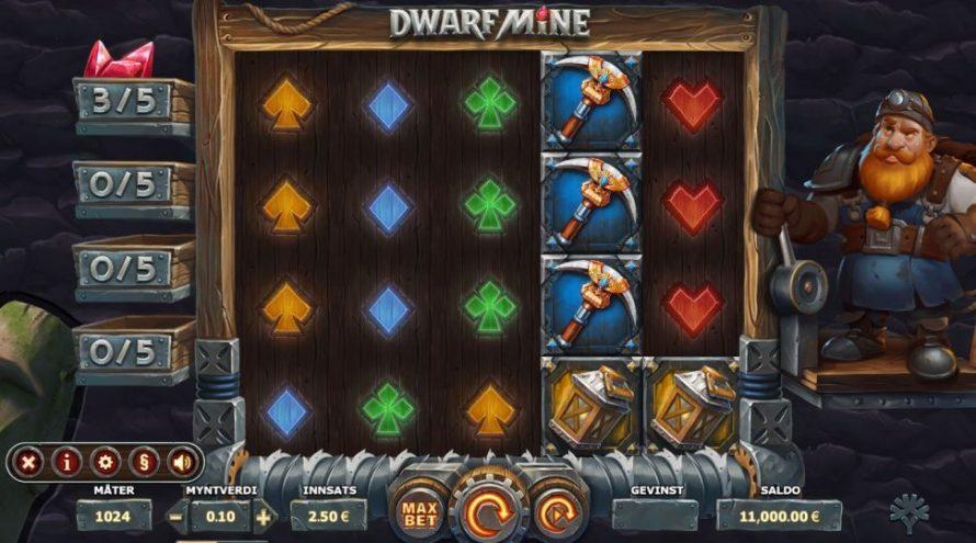 dwarf mine - bilde av spill