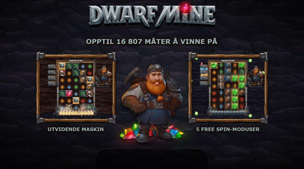 dwarf mine - ps
