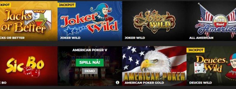 energy casino stort utvalg av spill og live casino spill
