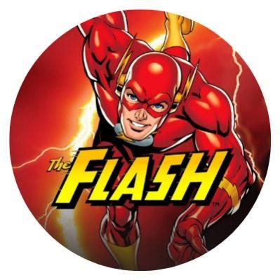 flash rundt bilde.