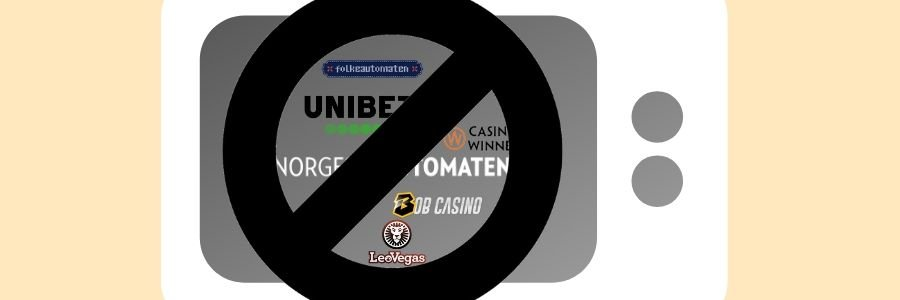 regjeringen vil forby reklame på casino
