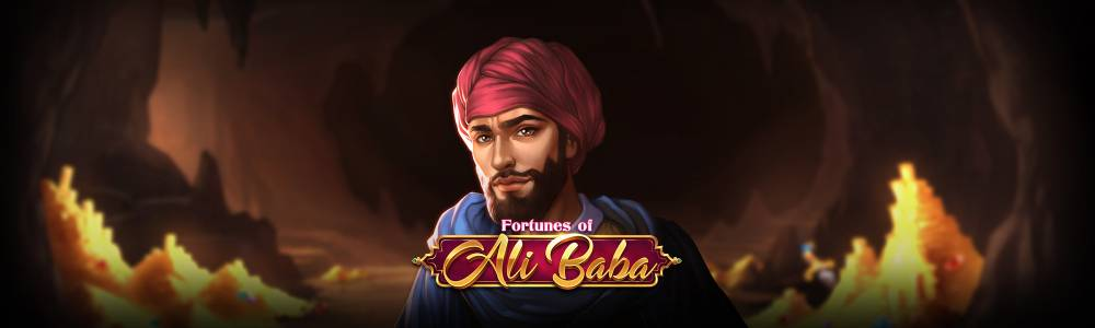 fortunes of ali baba banner