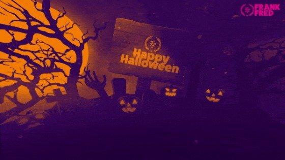 frank fred halloween bonus