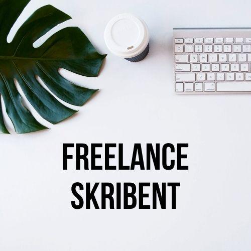 freelance skribent