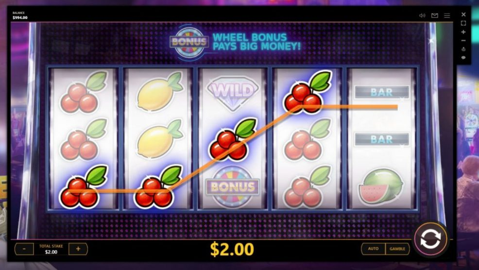 Fruit slot Delux3e