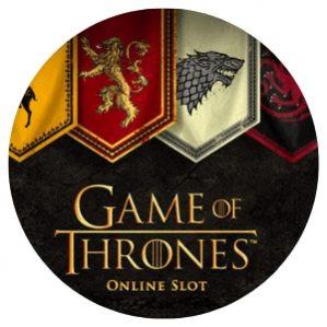 game of thrones- rundt bilde