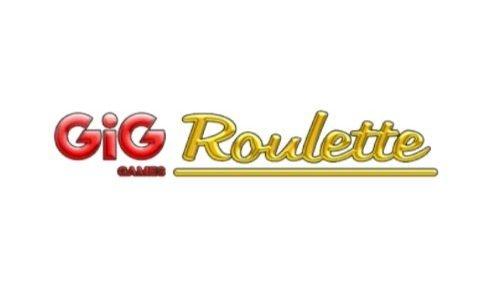 gig games roulette logo